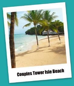 Couples Resort Tower Isle Jamaica beach