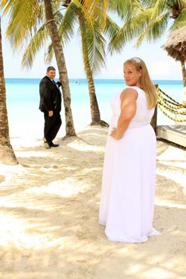 Couples Swept Away Jamaica wedding
