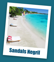 Jamaica all inclusive resorts, Sandals Negril