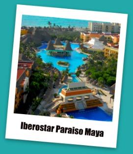 Playa del Carmen All Inclusive -Iberostar Paraiso Maya