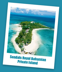 Sandals Bahamas private island