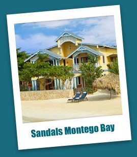 Sandals Montego Bay Jamaica