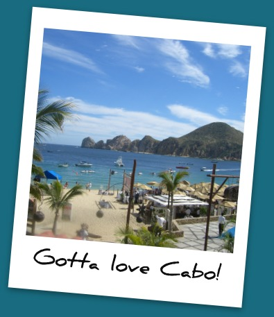 Cabo San Lucus all inclusive vacation beach