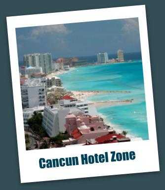 Cancun hotel zone, cancun beach
