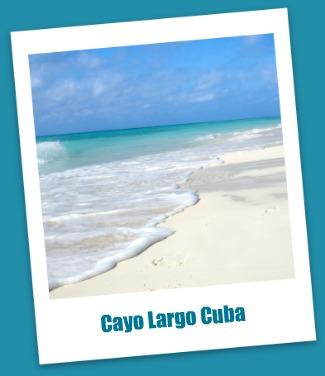 Cayo Largo Cuba beach