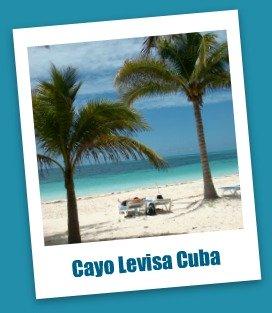 Cuba Vacation Cayo Levisa Beach