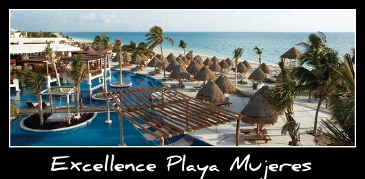 Excellence Resort Cancun Playa Mujeres Mexico all inclusive