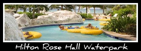 Hilton Rose Hall Jamaica waterpark