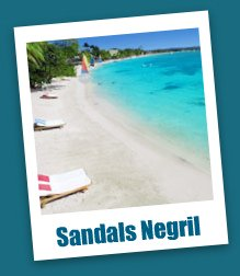 sandals holidays negril jamaica