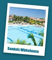 Jamaica all inclusive resorts, Sandals Whitehouse