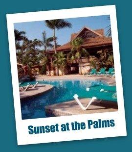 Sunset at the Palms Jamaica